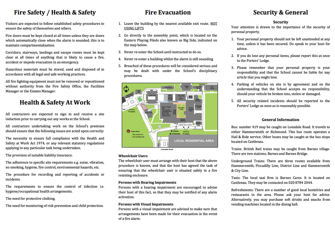 p1 health safety and security This module consists of three sub-modules—health, safety and security—and was designed to be delivered in a two-and-a-half-hour class period as such, the sub.